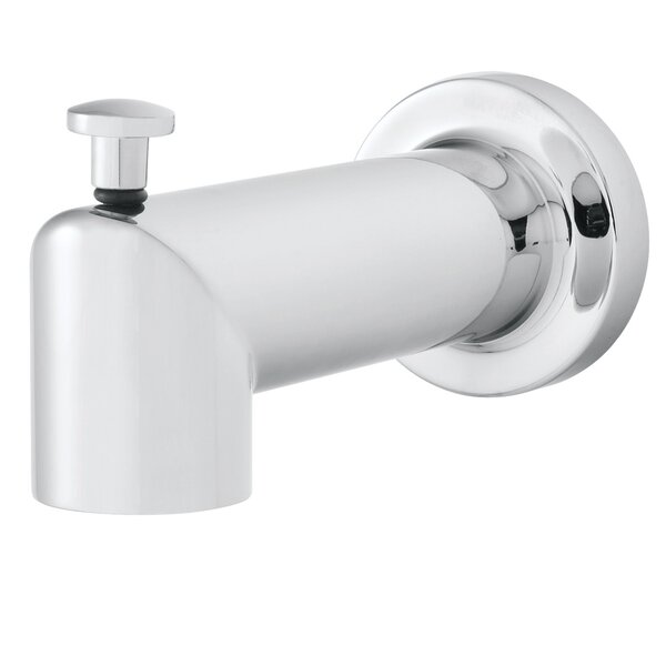 Neo Diverter Wall Mounted Tub Spout by Speakman