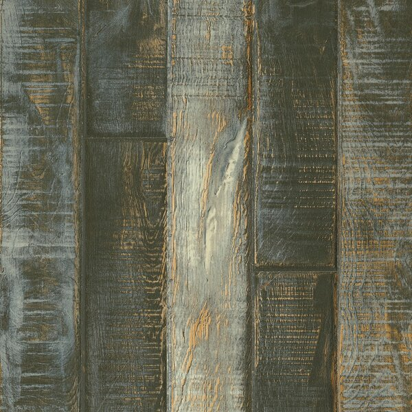 Architectural Remnant Surf Side 4.92 x 47.84 x 12mm Luxury Vinyl Laminate Flooring in Azure Mist by Armstrong Flooring