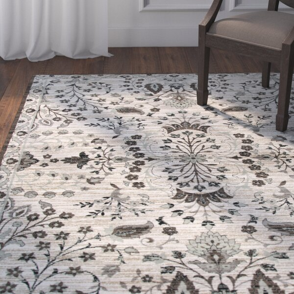 Adkisson Ivory Area Rug by Astoria Grand