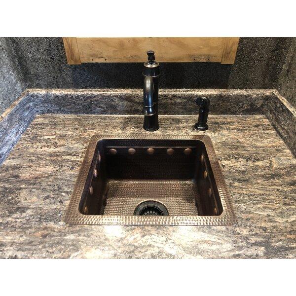 Gourmet 16 L x 14 W Undermount Bar Sink