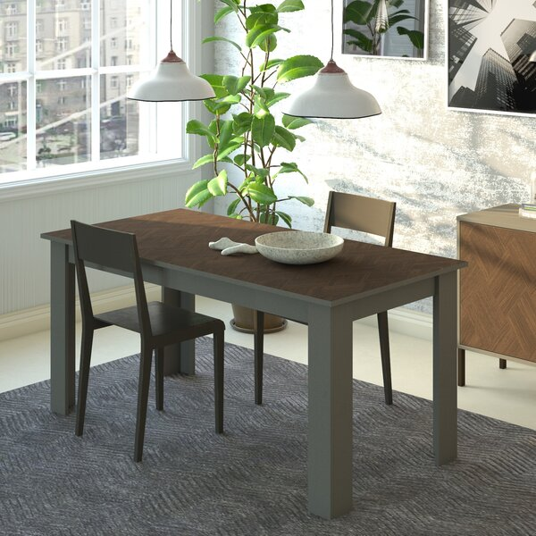 Woodcock Dining Table by Ebern Designs