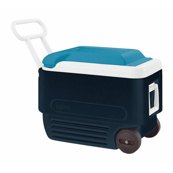 40 Qt. Maxcold Rolling Cooler by Igloo