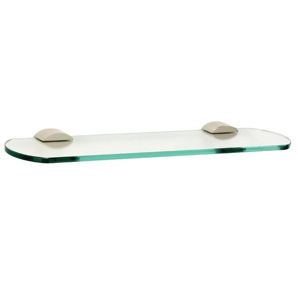 Contemporary III 24 W Wall Shelf by Alno Inc