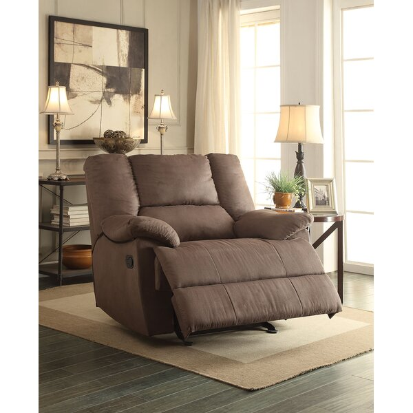 Popular Manual Glider Recliner by A&J Homes Studio