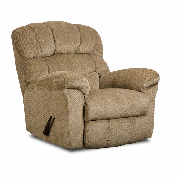 Este Manual Rocker Recliner by Simmons Upholstery by Red Barrel Studio
