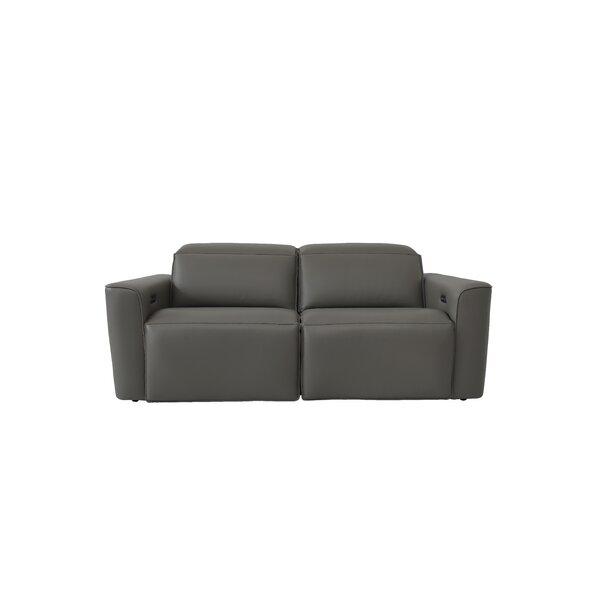 Gen Z Reclining 75.6'' Square Arm Sofa By Latitude Run