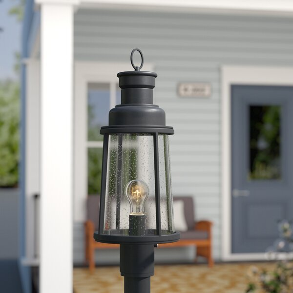 Cascades Outdoor 1-Light Lantern Head by Trent Austin Design