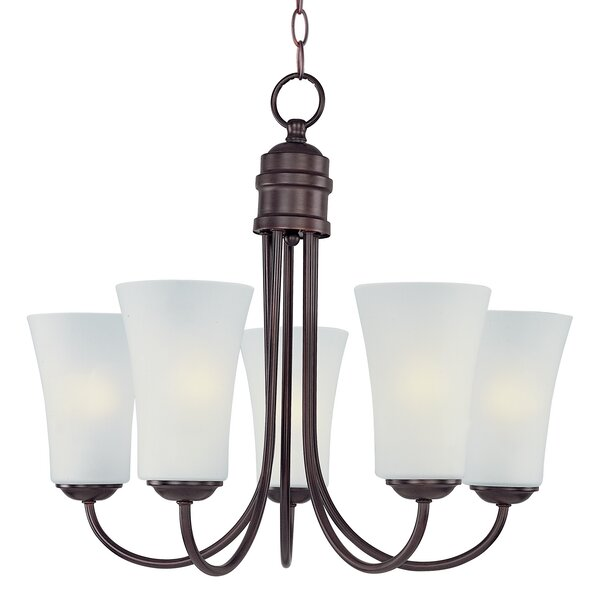 Garfield 5-Light Shaded Classic / Traditional Chandelier by Charlton Home Charlton Home