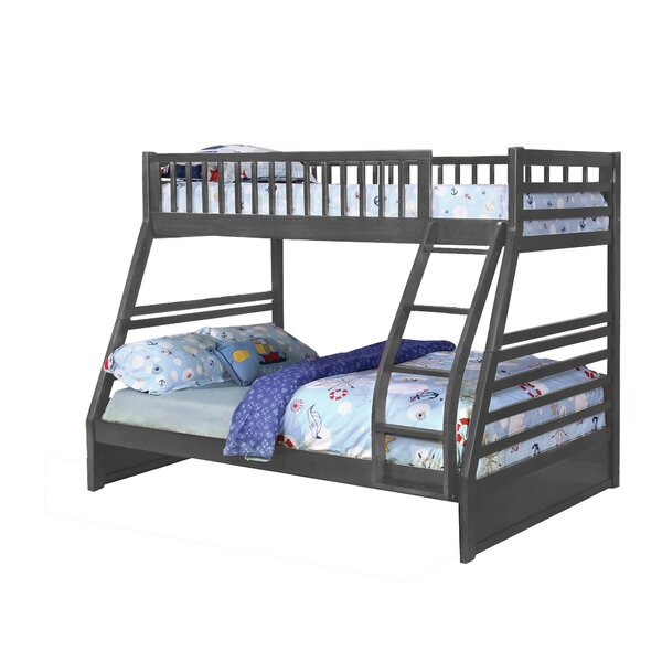 Twin over Full Bunk Bed by Wildon Home ®