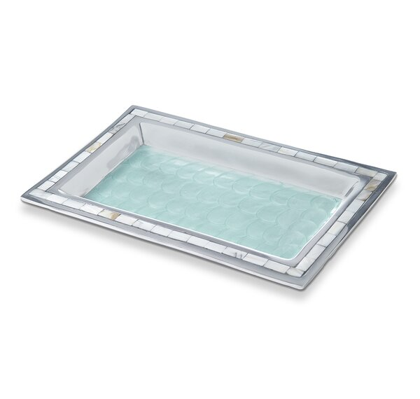 Classic 12 Vanity Bathroom Accessory Tray by Julia Knight Inc