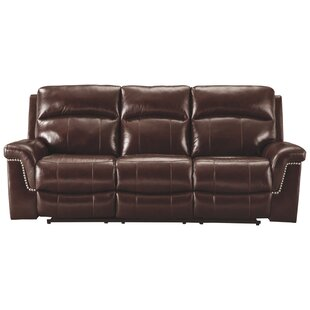 Pilar Reclining Sofa Red Barrel Studio