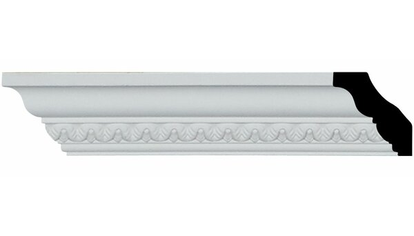 Emery 1 1/2 H x 94 1/2 W x 1 3/8 D Crown Molding by Ekena Millwork