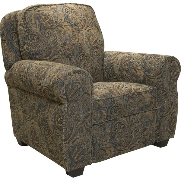 Vivienne Press Back Recliner by Fleur De Lis Living