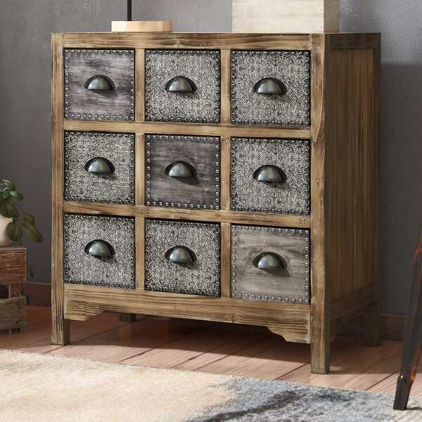 Rhoades 9 Drawer Chest by Trent Austin Design
