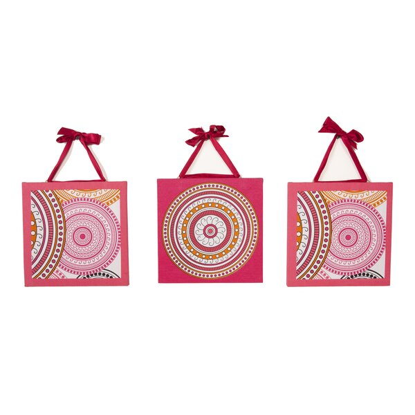 3 Piece Sophia Lolita Canvas Art Set by One Grace Place