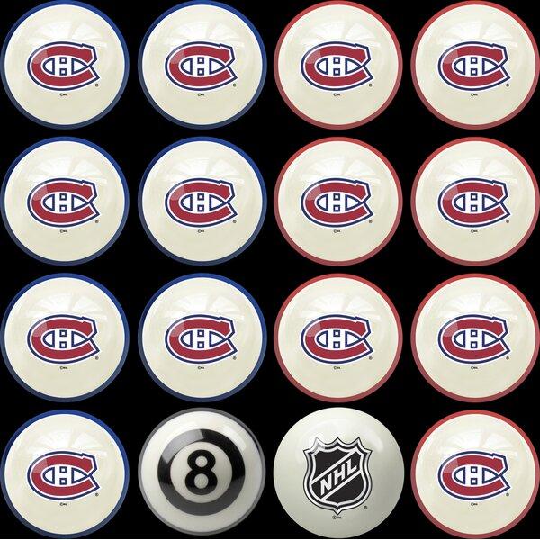 NHL Home Vs. Away Billiard Ball Set by Imperial International
