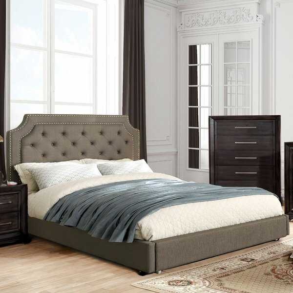 Reinhold Upholstered Storage Platform Bed by Canora Grey