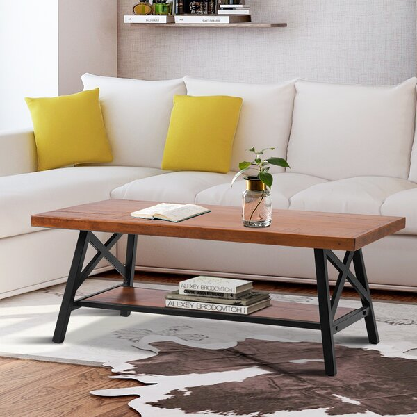 Athelstan Coffee Table With Storage By Gracie Oaks