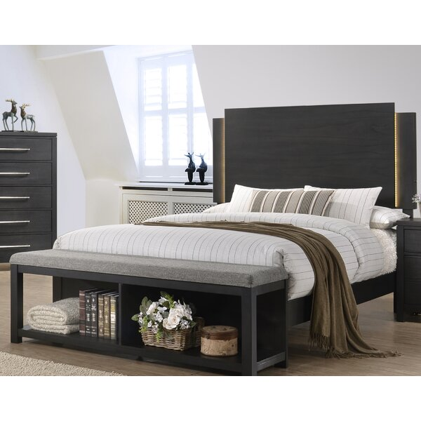 Carr Panel Bed by Orren Ellis