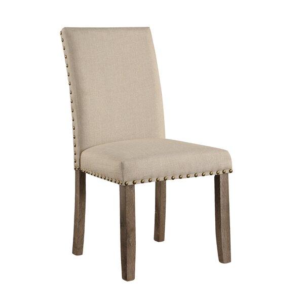 Quattlebaum Upholstered Dining Chair by Gracie Oaks Gracie Oaks