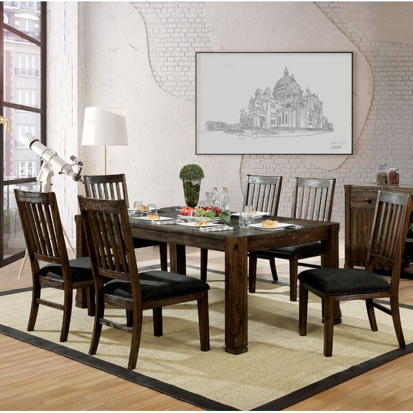Gaviota 7 Piece Dining Set by Loon Peak