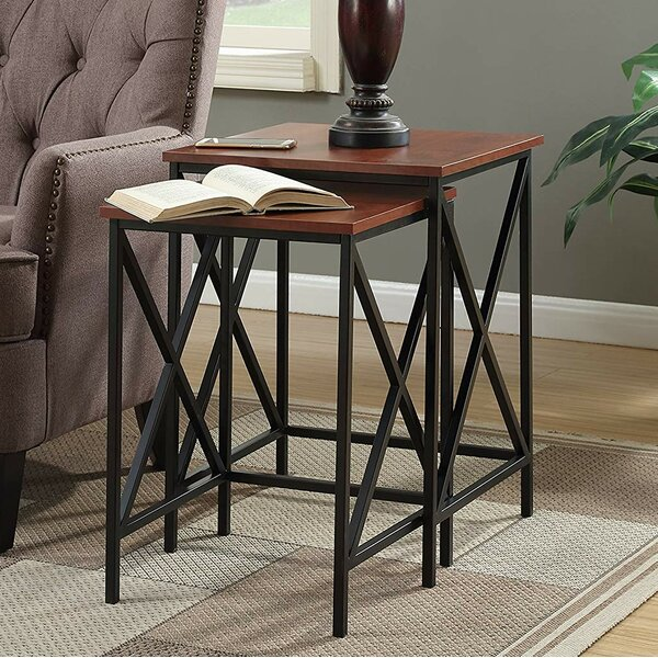 Westberg Frame Nesting Tables By 17 Stories