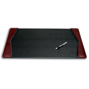 7000 Series Contemporary Style Side-Rail Desk Pad by Dacasso
