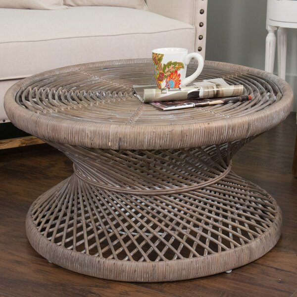 Noonan Coffee Table by Bay Isle Home