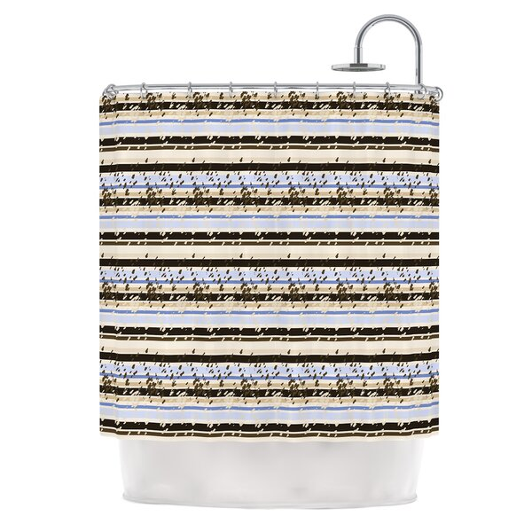 Nautical Breeze by Mydeas Shower Curtain by East Urban Home