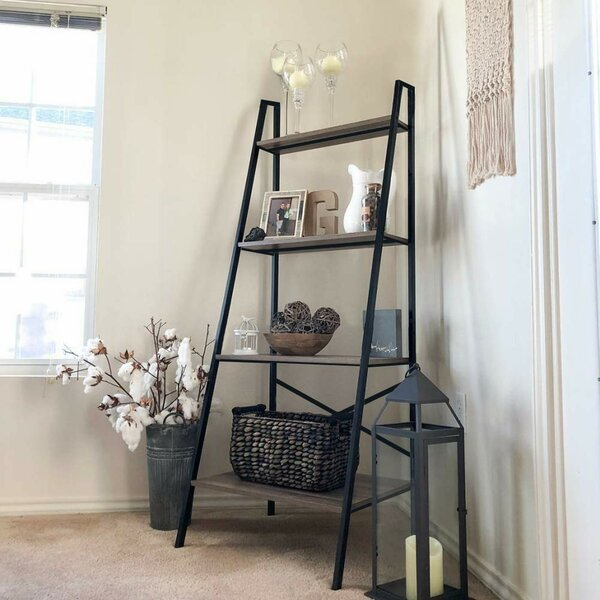 Humbert Ladder Bookcase By Gracie Oaks