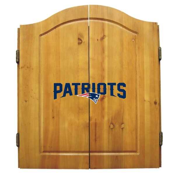 NFL Team Logo Complete Dart Cabinet Set by Imperial International