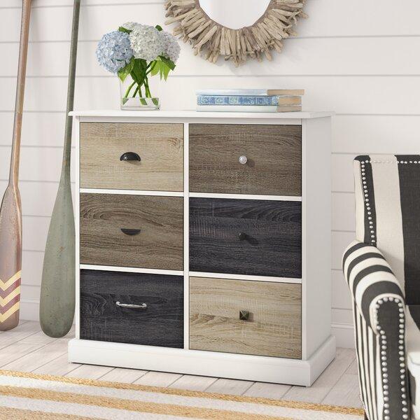 Gratton 6 Door Accent Cabinet by Beachcrest Home