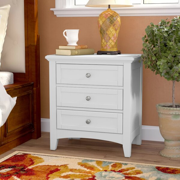 Gastelum 2 Drawer Nightstand by Darby Home Co