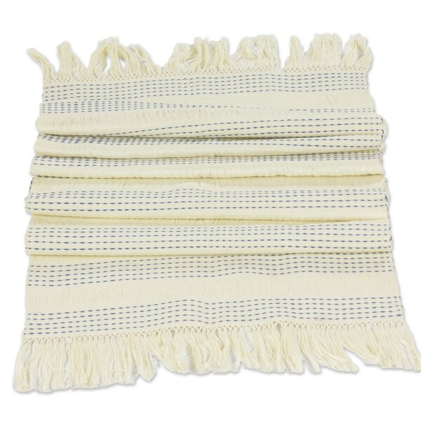 Briese Cotton Table Runner by Bloomsbury Market