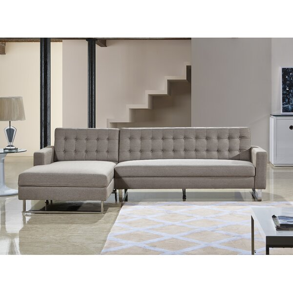Jakin Sectional by Ivy Bronx