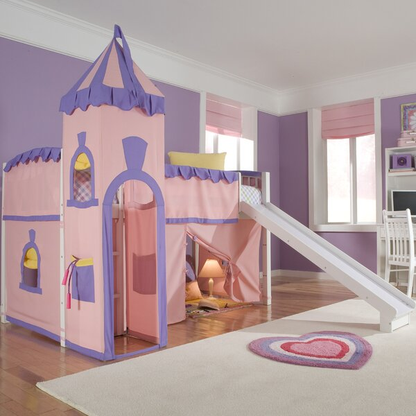Waymire Twin Loft Bed by Viv + Rae