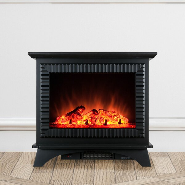 400 sq. ft Vent Free Electric Stove by AKDY