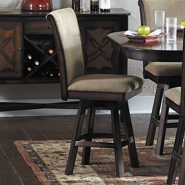 Westwood 24 Swivel Bar Stool (Set of 2) by Woodhaven Hill