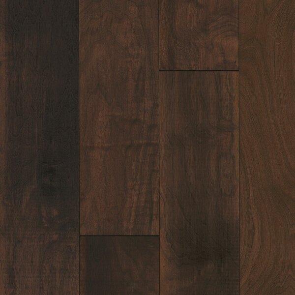 Artisan 6-3/4 Engineered Walnut Hardwood Flooring in Earthly Henna by Armstrong Flooring