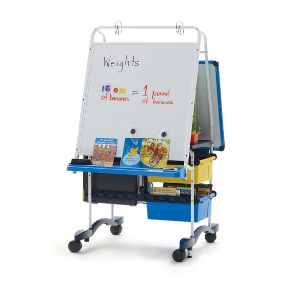 Tech Tub2® Reading Writing Center Magnetic Board Easel by Copernicus