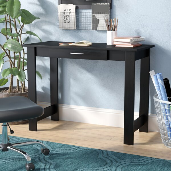 Crow Drawer Writing Desk by Zipcode Design