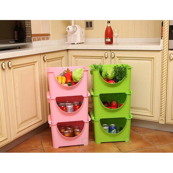 stackable plastic storage container stacking bins - Plastic Stackable Bins
