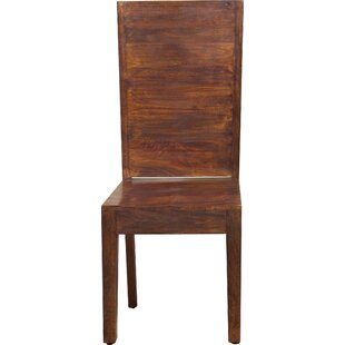 Palindrome Flat Back Solid Wood Dining Chair (Set of 2) by Modus Furniture