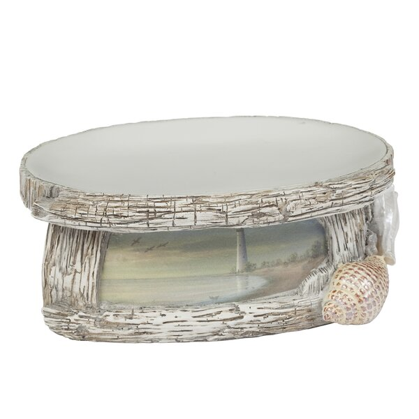 Tuyen Soap Dish by Highland Dunes