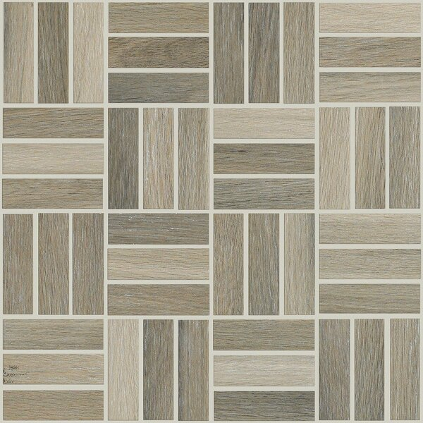 Bedford Porcelain Mosaic Tile in Camden by Shaw Floors