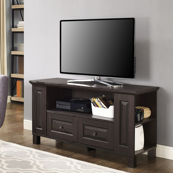 Read Reviews Jorah TV Stand for TVs up to 50 by Andover Mills