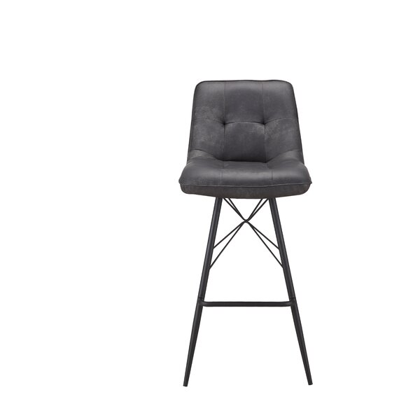 Helman 29 Bar Stool by Brayden Studio