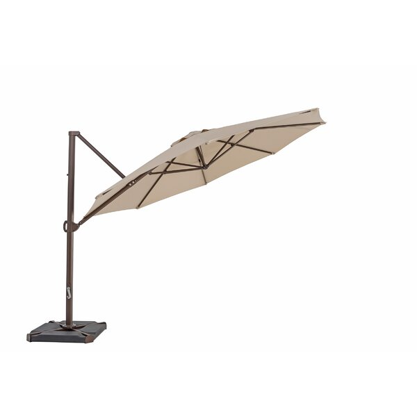 Olen 11.5' Cantilever Umbrella by Canora Grey