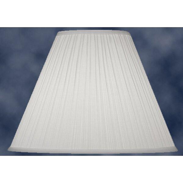 12 H x 17 W Linen Empire Lamp Shade ( Spider )