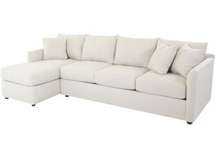 Compare prices Cailinn Upholstered Reversible Sectional By Birch Lane™